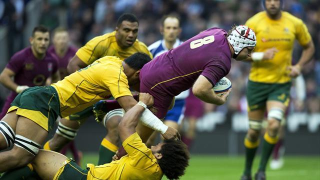 Rugby - England to face Australia and New Zealand again