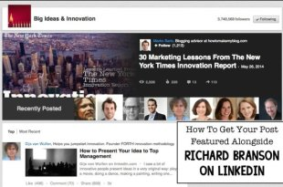 How I Got My Post Featured On LinkedIn's Publishing Platform image linkedin publishing platform 600x397