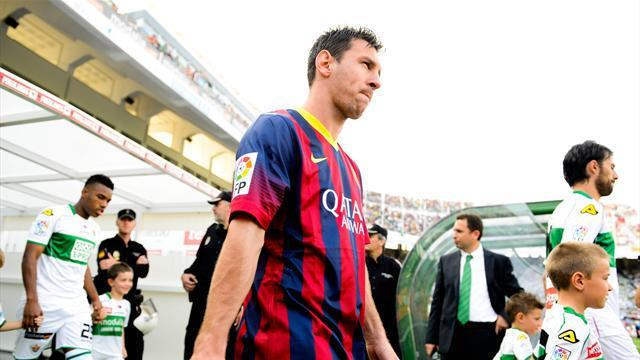 Liga - Lionel Messi signs new mega-deal at Barcelona