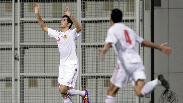 Jordan stun Australia in World Cup qualifier
