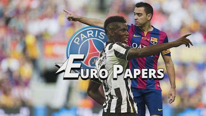 Ligue 1 - Euro Papers: Paul Pogba snub forces PSG to turn to Xavi