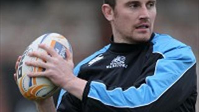 Rugby - Kellock desperate for more silverware
