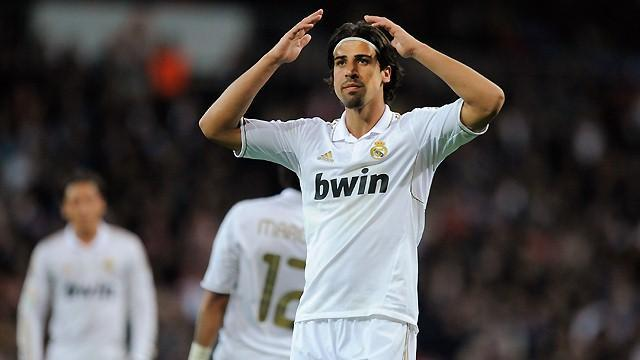 Liga - Khedira injury leaves Real short of cover