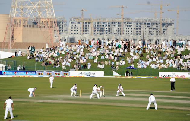 England v Pakistan: 2nd Test - Day Three