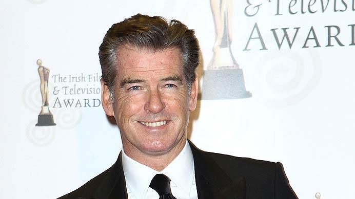 Pierce Brosnan Irish Film Cnvention