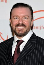 Ricky Gervais | Photo Credits: Mike Coppola/Getty Images