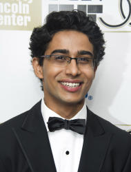"""FILE - This Sept. 28, 2012 file photo shows Suraj Sharma at the premiere of his film, """"Life of Pi,"""" at the 50th annual New York Film Festival opening night gala in New York. (Photo by Charles Sykes/Invision/AP, file)"""