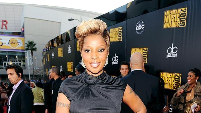 Blige MaryJ AMA Awards