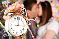 Is there a single person in the world who doesn't at least hope for a kiss on New Year's Eve? If there is we haven't met them yet. If a midnight smooch is your ultimate goal on the 31st of December, check out these seven tips that will help you lock lips into the New Year