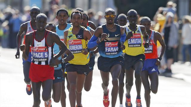 Athletics - Farah set for baptism of fire in marathon debut