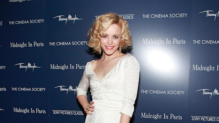 Midnight in Paris 2011 NYC Screening Rachel McAdams