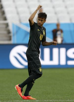 Brazil aiming to put World Cup focus on the games