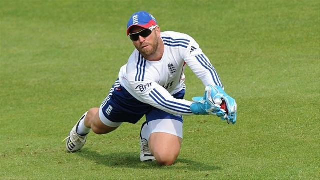 Ashes - Prior firmly focused on England improvement