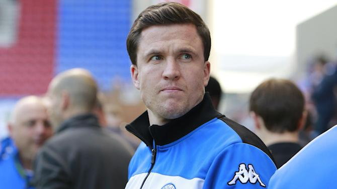 Wigan sack Gary Caldwell after poor start to Championship campaign