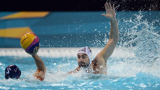 Water Polo - Britain 'heading in right direction'
