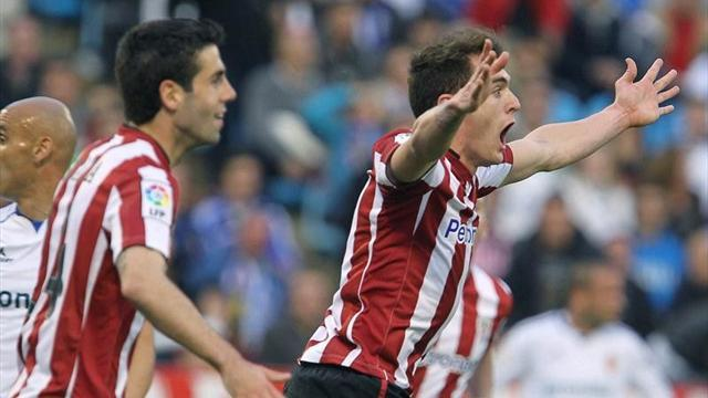 Liga - Gómez comes off the bench to spark Athletic Bilbao