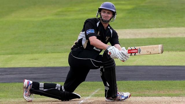 Cricket - Porterfield inspires Ireland