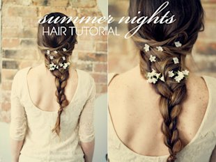 Summer Night's Braid