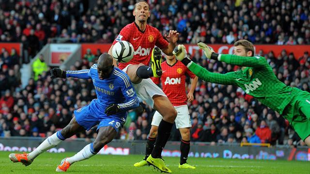 FA Cup - De Gea heroics deny Chelsea late win at United