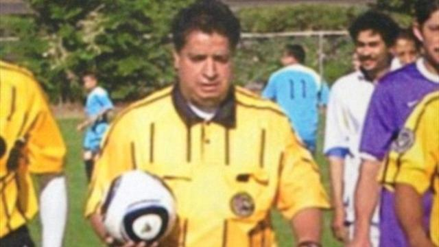 Football - Referee dies after being punched in head over yellow card