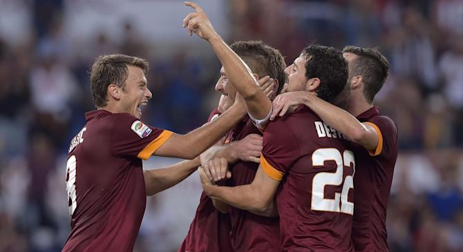 Video: AS Roma vs Chievo