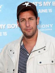 Adam Sandler's maid rubbed poison ivy on him as he slept