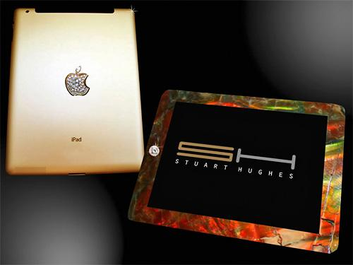 iPad 2: Gold History Edition