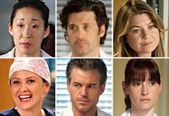Grey's Anatomy  | Photo Credits: Colleen Hayes/ABC