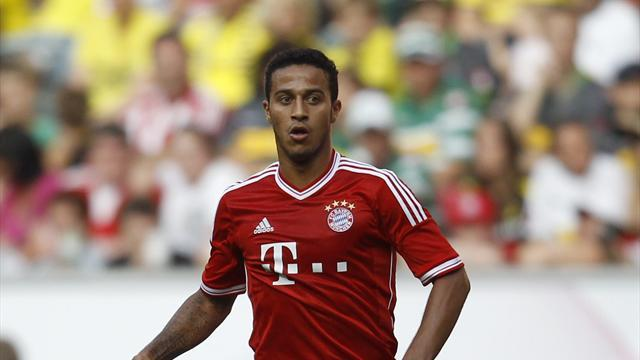 Liga - Thiago: Barca didn't believe in me