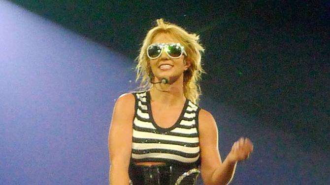 Spears Britney Melbourne Cncrt