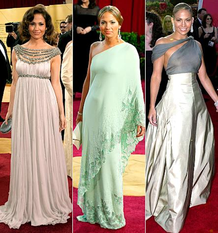 What Was Jennifer Lopez's Best Oscar Dress?