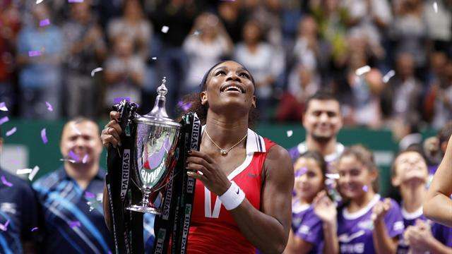 Tennis - Singapore to host WTA Finals from 2014-2018