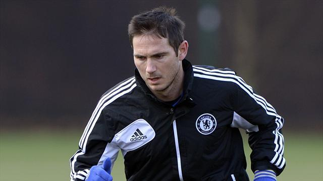 Football - Lampard set to miss Sparta clash