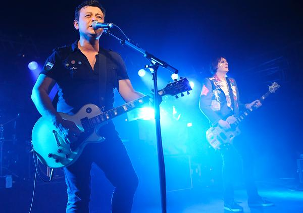 Manic Street Preachers' James Dean Bradfield Returns to His Roots