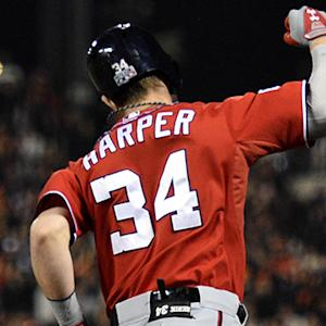 Could Bryce Harper be the NL MVP of 2015?