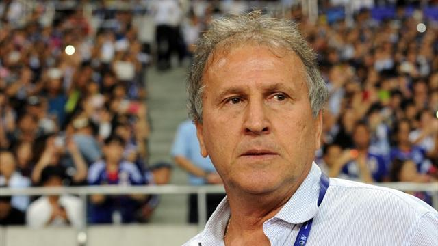 World Cup - Zico quits as Iraq coach in middle of qualifying campaign