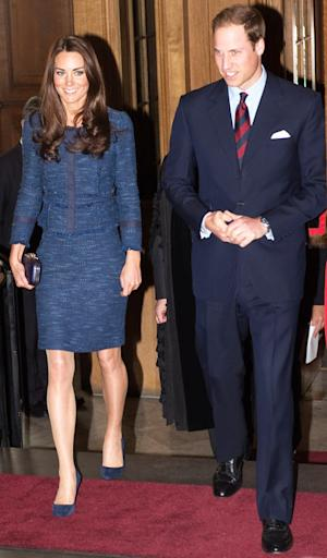 "Kate Middleton, Prince William Have ""Very Special,"" Private Anniversary"