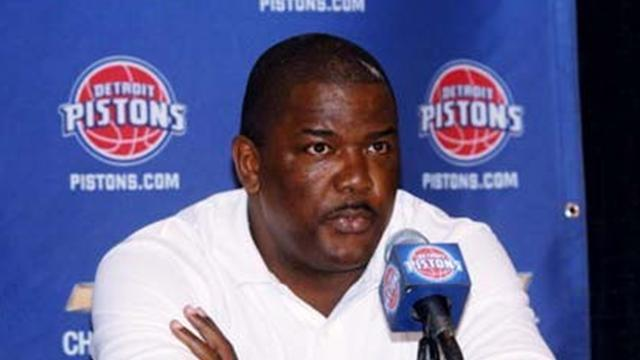 Basketball - Dumars set to resign from Pistons role