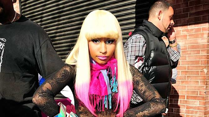 Minaj Nicki Wendy Williams