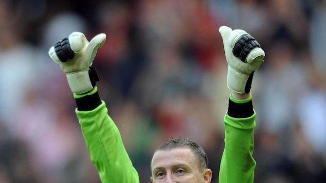 Paddy Kenny will be aiming to help Leeds make a long-awaited top-flight return