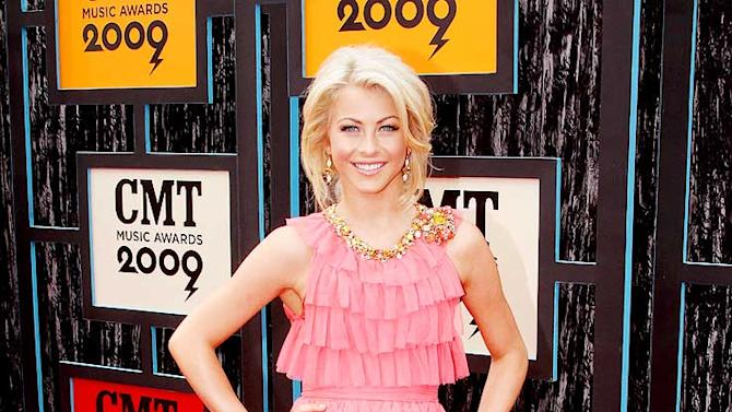 Hough Julianne CMT Awards