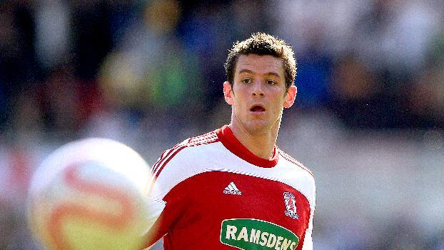 Lukas Jutkiewicz will be sidelined for up to eight weeks