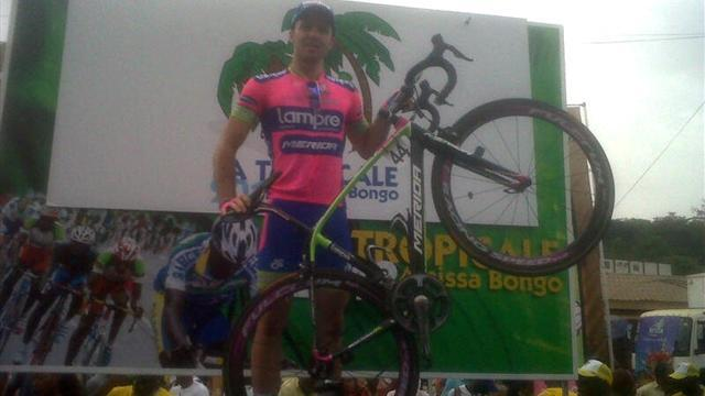 Cycling - Palini wins in Cameroon
