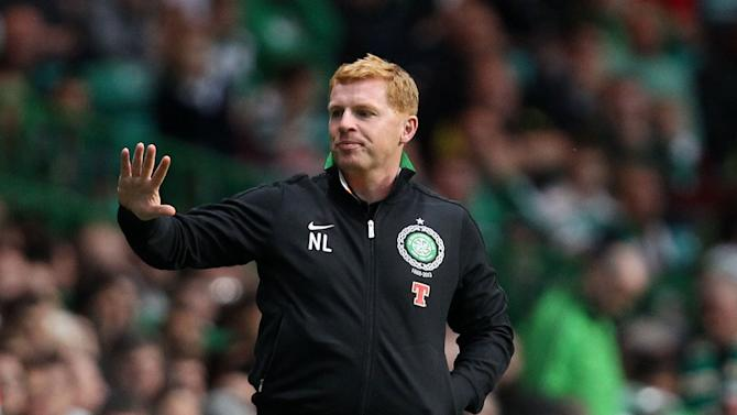 Neil Lennon is expecting a tough test against Ross County