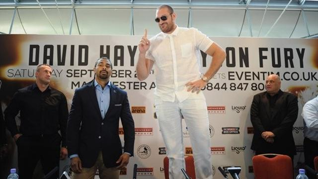 Boxing - Haye v Fury rescheduled for February