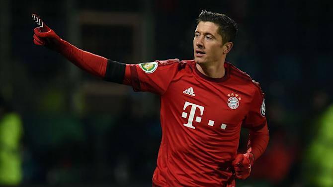 Bayern Munich avoid Borussia Dortmund in DFB-Pokal semi-finals