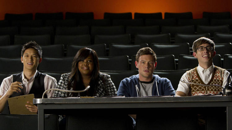 """Glee"" -- ""The Role You Were Born to Play"""