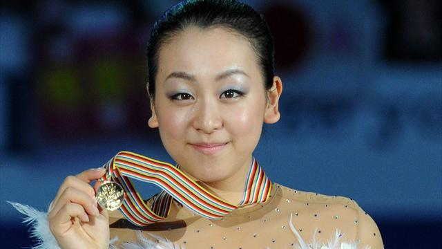 Figure Skating - Asada wins third Four Continents title in Osaka