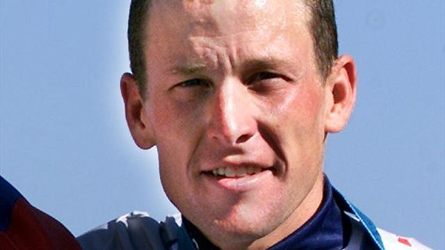 Olympic Games - Armstrong finally returns Sydney Olympic medal
