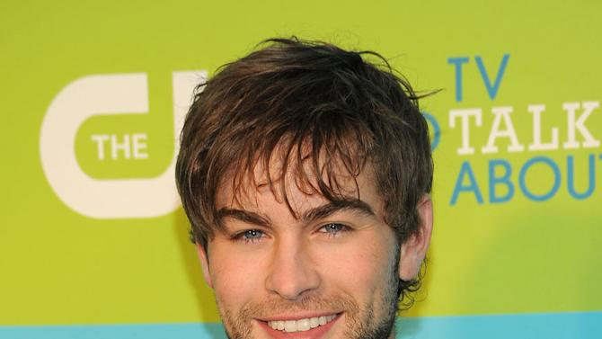"Chace Crawford (""Gossip Girl"") attends the 2010 The CW Upfront at Madison Square Garden on May 20, 2010 in New York City."